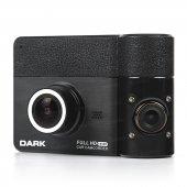 Dark At5 Çift Kameralı İç Kayıt Alabilen 1080p, Ge...