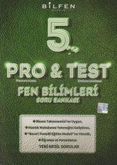 Bilfen 5. Sınıf Fen Bilimleri Pro Test Soru Bankası