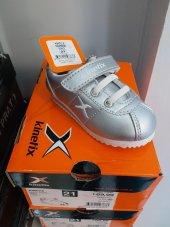 New Prato Ayakkabı Kinetix Gümüş