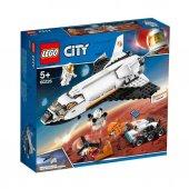 Lsc60226 City Mars Araştırma Mekiği City + Yaş Lego Pcs