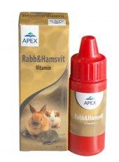 Hamster Vitamini Rabb Hamsvit Apex