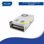 12v 30 Amper Kamera Led Adaptör
