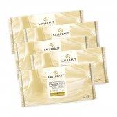 Callebaut Beyaz Şekersiz Blok Küvertür Malchoc W 5kg