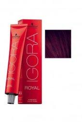ıgora Royal No 5 99 Yoğun Viyole Açık Kahve Saç Boyası