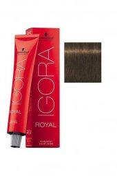 ıgora Royal No 6 63 Koyu Kumral Çikolata Mat Saç Boyası