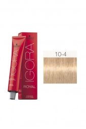 ıgora Royal No 10 4 Ultra Blond Bej Saç Boyası