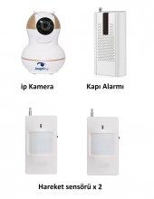 Angeleye Ks 512 Full Hd Wifi Ev Ve Bebek İp Kamera...