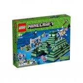 Lmn21136 Minecraft Okyanus Anıtı Minecraft 1122 Pc...