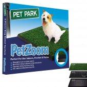 Petzoom Pet Park Mini Yavru Köpek Tuvalet...