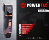 Powertec Tr 3200 Şarjlı Saç Sakal Traş Makinesi...