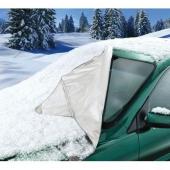 Çift Taraflı Miflonlu Kar Buz Güneş Önleyici Araç Ön Cam Brandası