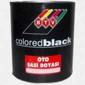 Btv Oto Şasi Boyası 1 Kg Siyah