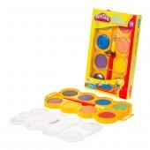 Play Doh Jumbo Sulu Boya 8 Renk 40 Mm Çap