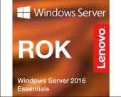Lenovo 01gu595 Mıcrosoft Wın Svr 2016 Essentıals Rok