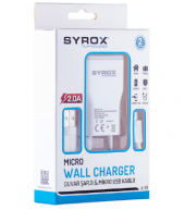 Syrox 2.0a Mıcro Wall Charge