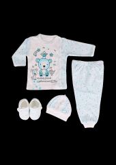Hoppala Baby Bebek Takımı 8019
