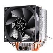Silverstone Kr02 9.2cm Fan, Intel Ve Amd Uyumlu İş...