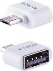 Syrox Micro Usb Usb 2.0 Otg Usb Flash Dönüştürücü