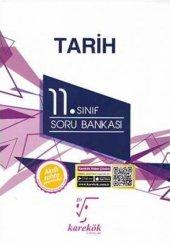 Karekök Yayınları 11. Sınıf Tarih Soru Bankası Yeni 2020