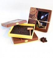 Liva Kırma Beyoğlu Çikolatası Sütlü Badem