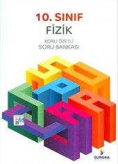 Supara Yayınları 10. Sınıf Fizik Konu Özetli Soru Bankası Yeni 20