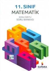 Supara Yayınları 11. Sınıf Matematik Konu Özetli Soru Bankası Yen