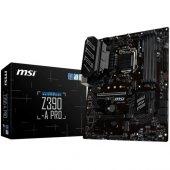 Msı Z390 A Pro Ddr4 2666 Mhz S+v+gl 1151