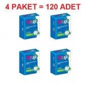 Flexilife Yatak Koruyucu Örtü 60x90 Cm 4 Paket 120 Ad