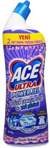 Ace Ultra Power Jel 2 Kat Yoğun 810 Gr Çiçek Kokul...