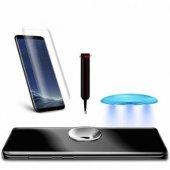 Ekran Koruyucu Cam Uv Işınlı Galaxy S8/ S9/ S8 Plus / S9 Plus / N-3