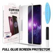 Ekran Koruyucu Cam Uv Işınlı Galaxy S8/ S9/ S8 Plus / S9 Plus / N-5