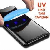 Ekran Koruyucu Cam Uv Işınlı Galaxy S8/ S9/ S8 Plus / S9 Plus / N