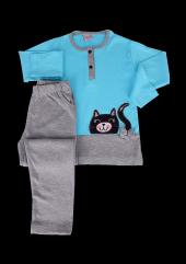 Modafoni Pijama Takımı 9818