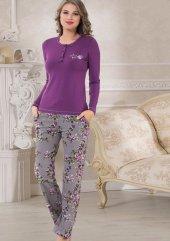 Modafoni Lady Shine Pijama Takımı 322
