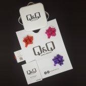 Q&Q QC100J001Y Sevgili Çift Kol Saatleri-4