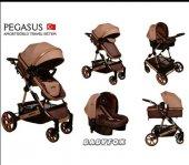 Babyfox Pegasus Travel Sistem Bebek Arabası Set Amartisörlü
