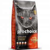 Pro Choice Pro33 Somonlu Kısırlaştırılmış Kedi Maması 2 Kg