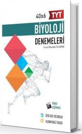 Hız Ve Renk Yayınları Tyt Biyoloji 40 X 6 Denemeleri Yeni 2020