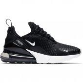 Nike Air 270 Siyah Beyaz Bay Bayan