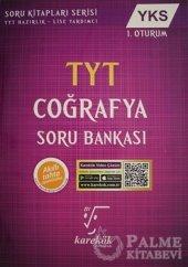 Tyt Coğrafya Soru Bankası Karekök Yayınları