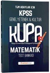 Uzman Kariyer KPSS Genel Yetenek Genel Kültür Kupa Matematik Test