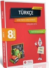 Sonuç 8.sınıf Türkçe Modüler Set (2020)