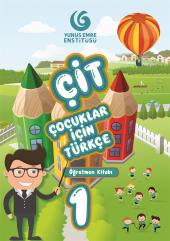 çocuklar İçin Türkçe 1 Seti Öğretmen Kitabı...