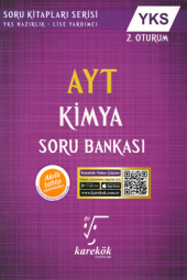 Ayt Kimya Soru Bankası 2. Oturum Karekök...