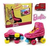 Barbie Hotwheels 4 Tekerlekli Alıştırma Paten...