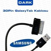 Dark Samsung Galaxy Tab Tab 2 Serisi Tabletler İçin 1m Usb Şarj Ve Data Kablosu (Dk Cb Usb2galaxy)
