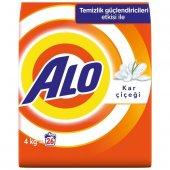 ALO Matik Toz Çamaşır Deterjanı Renkli Beyaz 4 kg 26 Yıkama x2-2