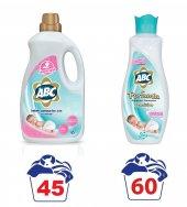 Abc Sensitive Bebek Çamaşır Deterjanı + Yumuşatıcı Set