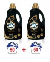 Abc Sıvı Siyahlar Çamaşır Deterjanı Siyah 50...