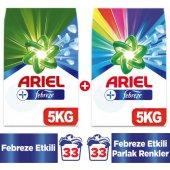 Ariel Matik Toz Çamaşır Deterjanı Beyaz Renkli...